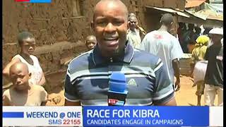 Candidates engage in campaigns ahead of Kibra by-elections