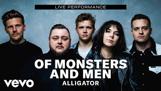 "Of Monsters And Men   ""Alligator"" Live Performance 