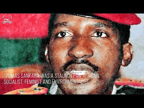 Thomas Sankara - pan African revolutionary