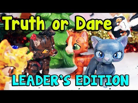 LEAVE TRUTH OR DARES FOR THE LEADERS! (OPEN TIL JAN 10TH)
