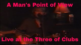 A Man's Point of View (live electric)