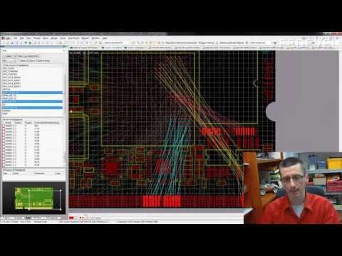 Advanced PCB Layout - Lesson 8 of Schematic & PCB Design Course