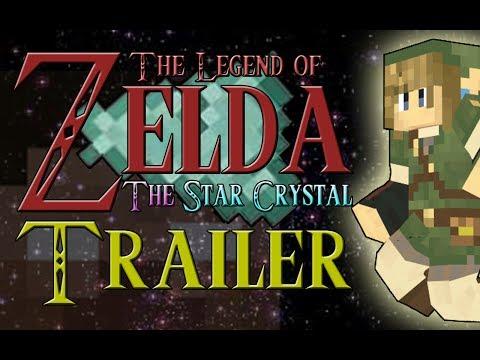 Legend of Zelda: The Star Crystal (Adventure Map 1.11.2) Minecraft ...
