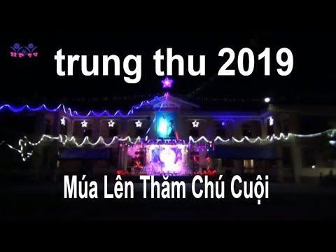 ĐÊM TRUNG THU 2019 CỦA CÁC BÉ TRƯỜNG MN HỒNG GIANG ĐÔNG HƯNG