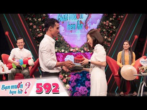 Bạn Muốn Hẹn Hò Tập 592: Thôn nữ Miền Tây xinh đẹp cực bá đạo trên sân khấu làm Hồng Vân đòi bỏ về