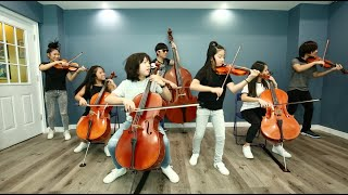 Jonas Brothers - Sucker (string cover) - Joyous String Ensemble
