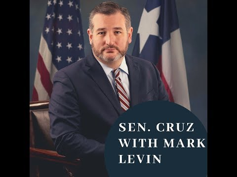 Sen. Cruz Talks with Mark Levin on the Mark Levin Show About Yale's Alleged Discriminatory Policy Against Christian and Conservative Students