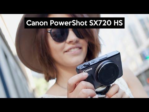 Canon PowerShot SX720 HS | REVIEW zur Reisekamera | MEGAZOOM (deutsch)