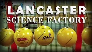 preview picture of video 'Lancaster Science Factory - An Overview'