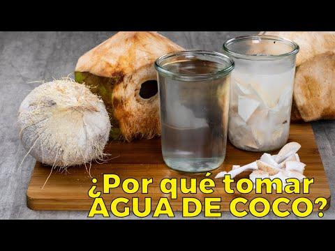 Conoce Todos Los Beneficios Que Tiene El Agua De Coco