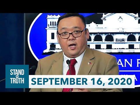 [GMA]  Stand for Truth: Pilipinas at China, maghaharap sa international court!