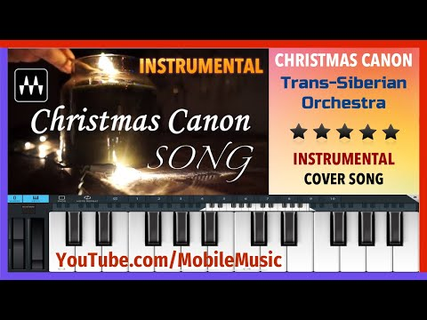 Christmas Canon.Christmas Canon On Garageband Audiobus Forum