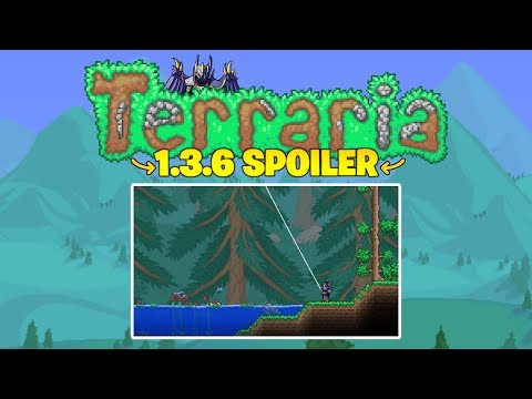 Terraria 1.3.6 Mountains (and Mobile Alpha!) 2019 Update