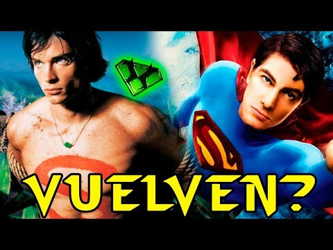 SMALLVILLE Y SUPERMAN RETURNS JUNTOS EN EL ARROWVERSO!?