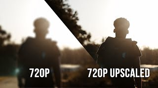 720p in 2019?....YES It's USABLE!