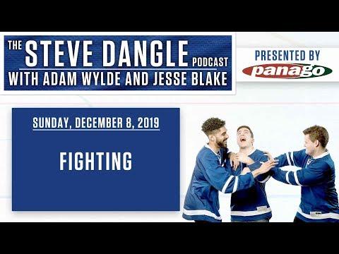 Fighting | The Steve Dangle Podcast