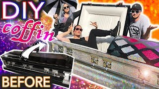 free download I Made My Own Holo Glitter Coffin ft.Threadbanger (dying to get inside)Movies, Trailers in Hd, HQ, Mp4, Flv,3gp