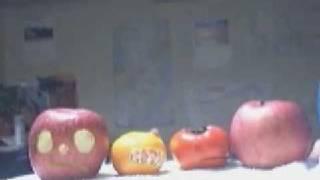 One BAd Apple osmonds Japan Fruit Version