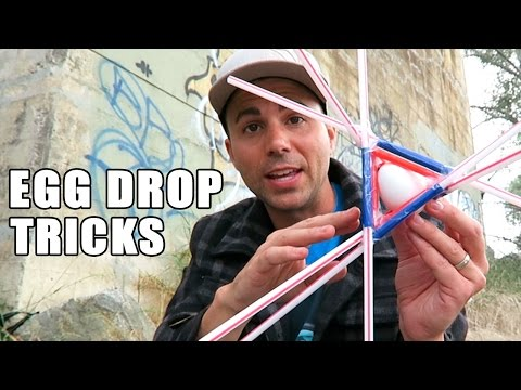 How To Win Your Physics Class Egg Drop Competition