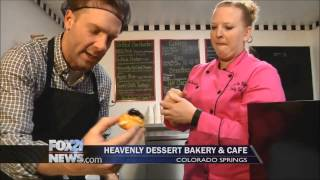 Heavenly Dessert Bakery and Cafe opens storefront