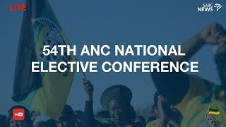 DAY 3: ANC 54th national elective conference coverage