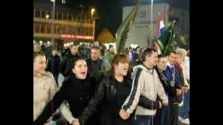 preview picture of video 'Županja proslava oslobađanja generala'