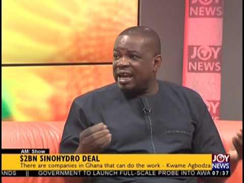 Ghana Is Demanding To Lead Its Own Way To Prosperity - AM Talk on JoyNews (27-9-18)