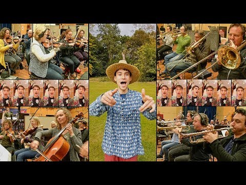 Jacob Collier - All Night Long (Official Video)