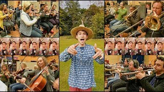 """Video thumbnail of """"Jacob Collier - All Night Long (Official Video)"""""""