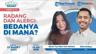 MALAM MINGGU SEHAT: Radang dan Alergi Bedanya di Mana?