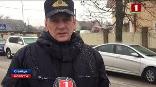 В Столбцах в средней школе №2 15-летний ученик с ножом напал на преподавателя и учеников