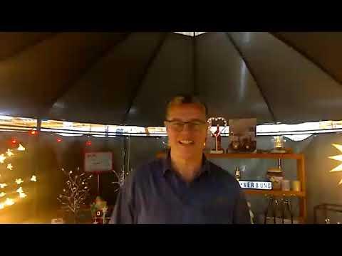 VIDEO-AKTIONS-DEAL: XL LED BAUM ;-)