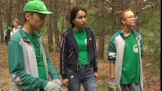 """Активисты """"Жасыл ел"""" очистят от мусора и высохших веток больше 1000 гектаров леса"""