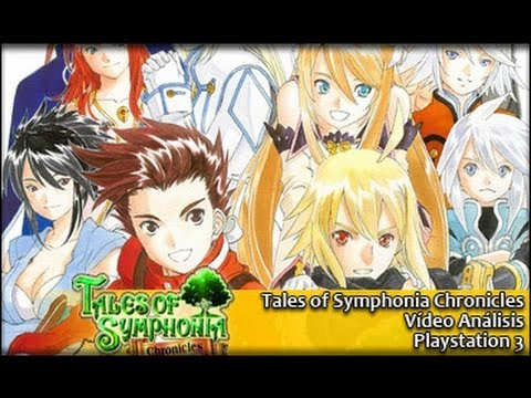 Tales of Symphonia Chronicles Playstation 3