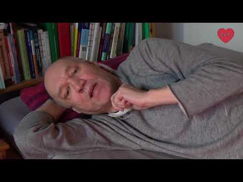 Osteochondrose der Halswirbelsäule, die Stichel spitzt
