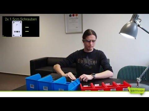 SemVox Interactive Manual – Embedded Installation on Google Glass
