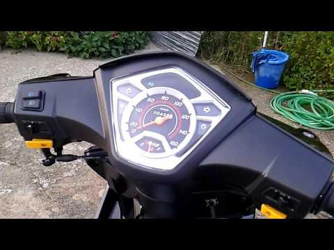 Dy125 18-A(DAYANG) 120cc 10 hp first use (part 1)