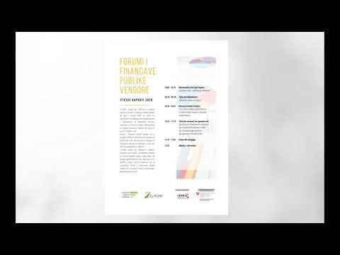 Forumi i Financave Vendore