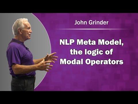 John Grinder: Modal Operators