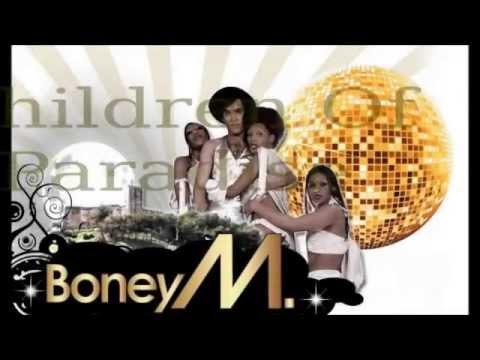 Boney M - Children Of Paradise (HQ)(Lyrics)