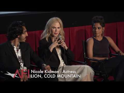 Video trailer för LION Q&A with Nicole Kidman and Dev Patel at AFI FEST 2016