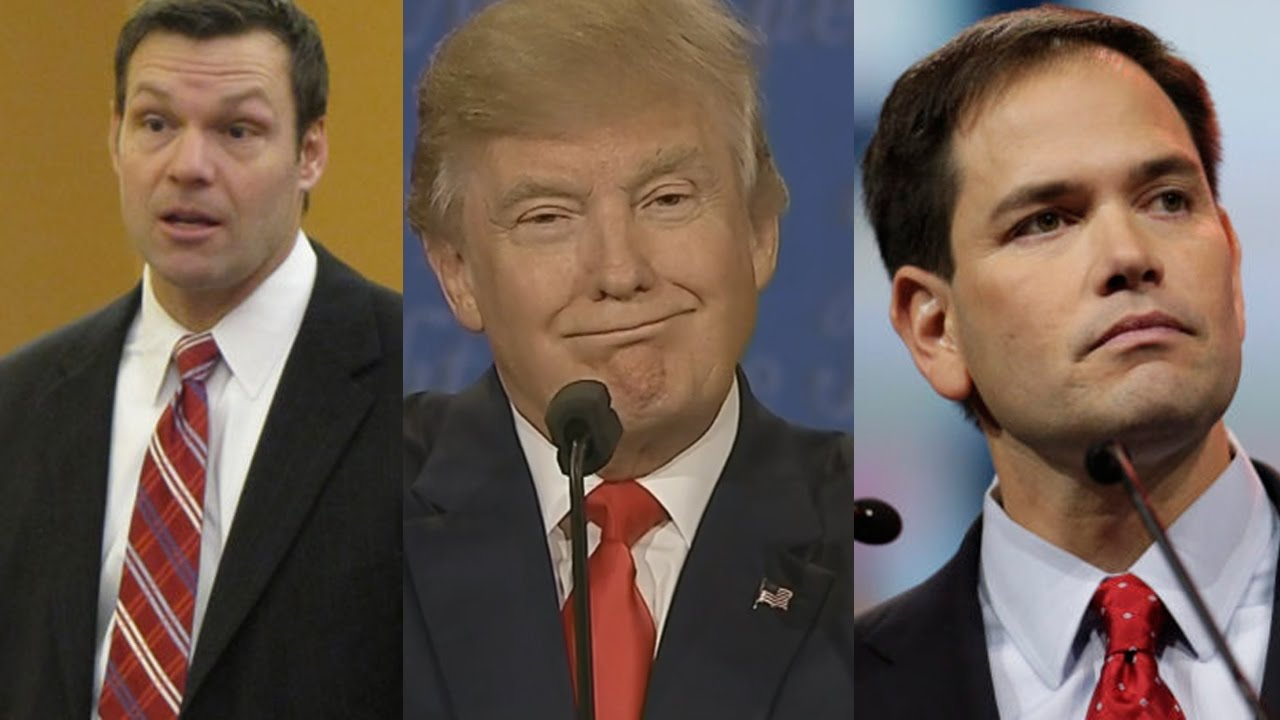 Republicans Torn On Trump's Rigged Election Claims thumbnail