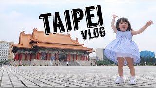 Taipei Vlog | Andi Manzano Reyes