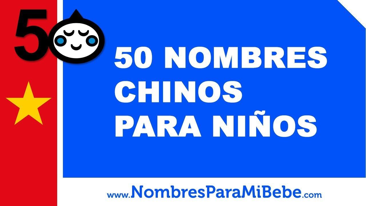 50 nombres chinos para niños - los mejores nombres de bebé - www.nombresparamibebe.com
