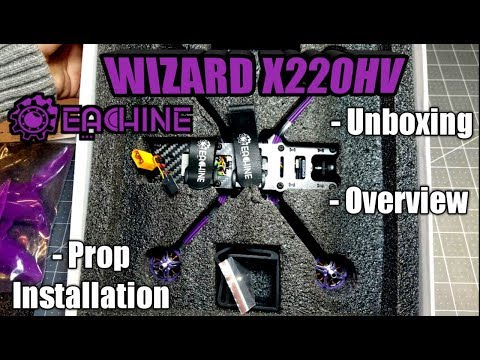 eachine-wizard-x220-hv-overviewunboxingprop-installation
