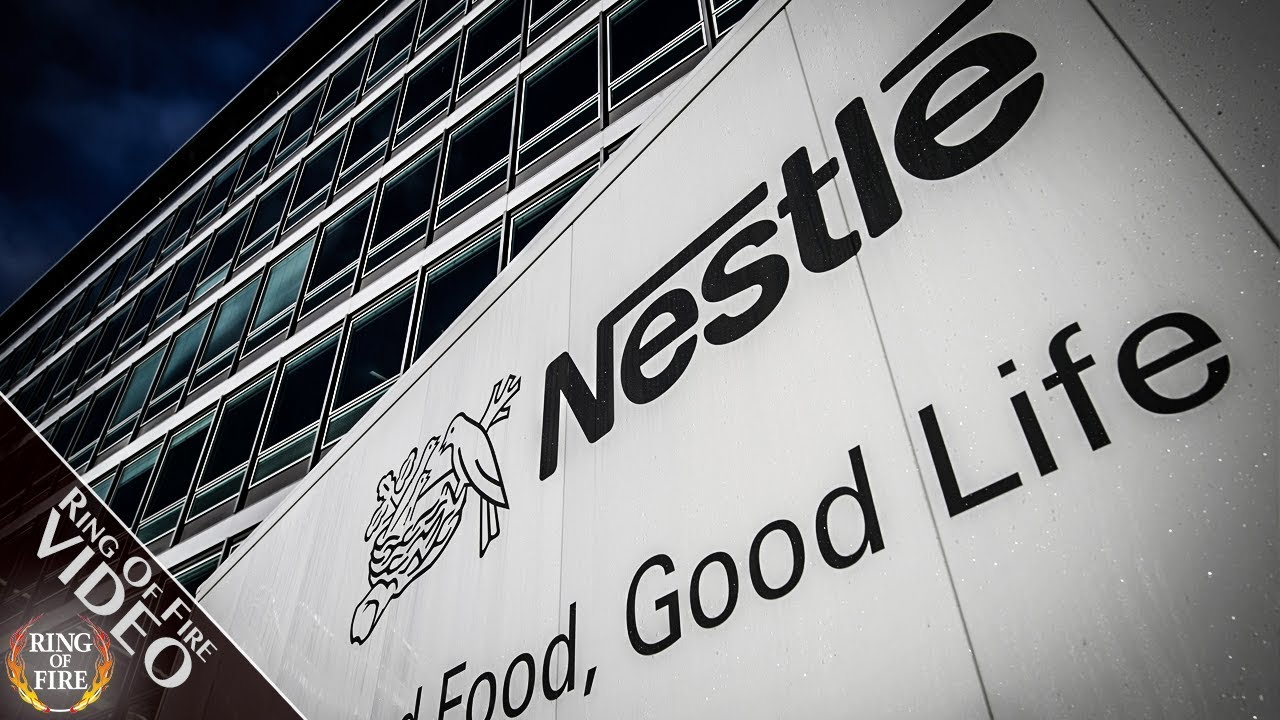 Chocolate Bunnies, Slave Labor, and Water Theft: The Horrible Nestle Story thumbnail