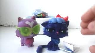 Игра с Балди в месте с Кошкой Ланой.