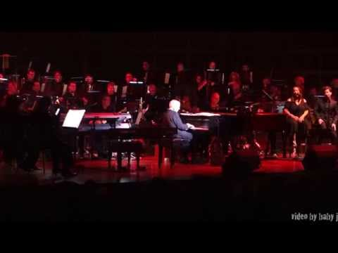 Burt Bacharach-THE BELL THAT COULDN'T JINGLE-Live-Davies Symphony Hall, San Francisco, Dec 10, 2014