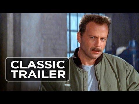 Video trailer för The Jackal Official Trailer #1 - Bruce Willis Movie (1997) HD