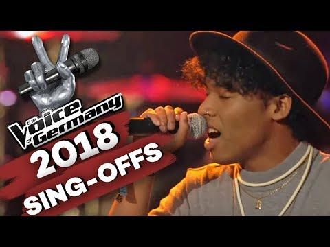 Beyoncé - XO (Hugo Gonzalez Morales)   The Voice of Germany   Sing-Offs